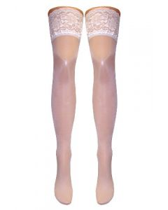 """5"""" Deep Lace Top Hold Ups"""